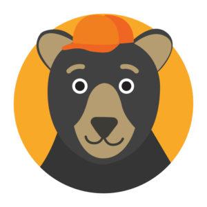 AppEZ Bear Illustration